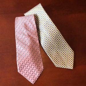 2 Men's Ties !!